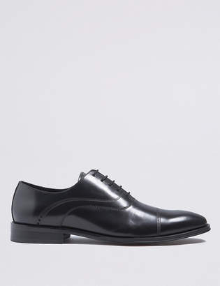 Marks and Spencer Leather Lace-up Oxford Shoes