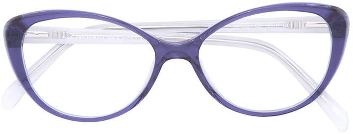 Emilio Pucci cat eye glasses