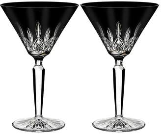 Waterford Lismore Martini Glasses (Set of 2)