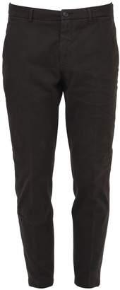Department 5 Velvet Chino Trousers