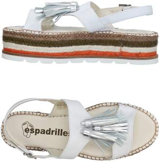 Espadrilles Sandals - Item 11424903