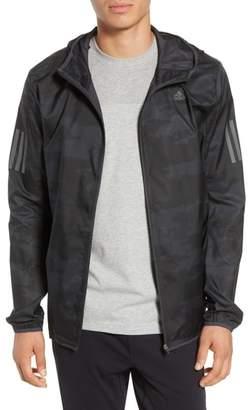 adidas Response Graphic Hooded Jacket
