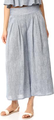 MISA Bazaar Pants $202 thestylecure.com
