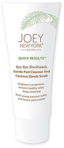 Joey New York Gentle Peel Cleanser and Shredded Coconut Scrub 7 oz (207 ml)