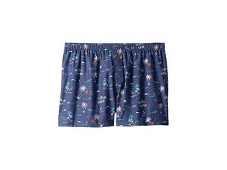 Tommy Bahama Printed Flannel Boxer Shorts Men's Underwear