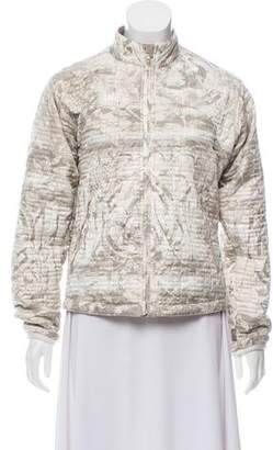 Obermeyer Quilted Print Jacket