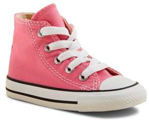 Converse Girls' Chuck Taylor All Star High Top Sneakers - Baby, Walker, Toddler