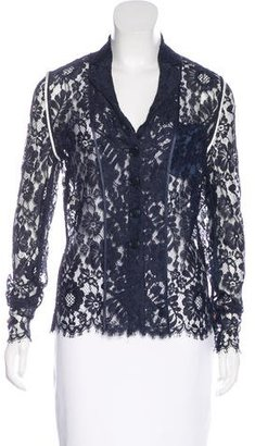 Paul Smith Lace Evening Jacket w/ Tags $295 thestylecure.com