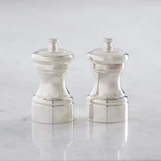 Peugeot Silver Mignonette Salt & Pepper Mills