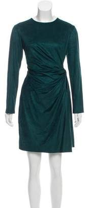 Josie Natori Long Sleeve Mini Dress w/ Tags