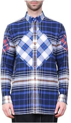 Givenchy Check Cotton Shirt