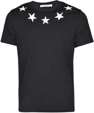 Givenchy Star Print T-shirt