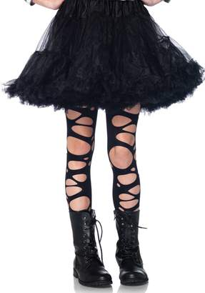 Leg Avenue Tattered Child Tights