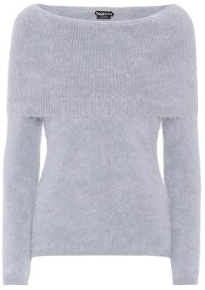 Tom Ford Angora-blend turtleneck