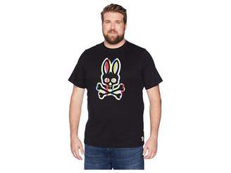 Psycho Bunny Big and Tall Graphic Bunny T-Shirt