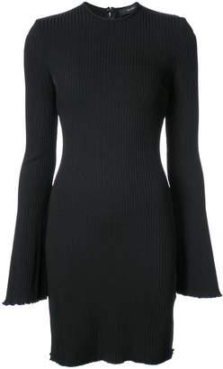 Ellery ribbed jumper dress