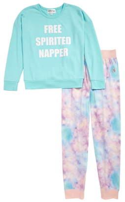 PJ Salvage Two-Piece Pajamas
