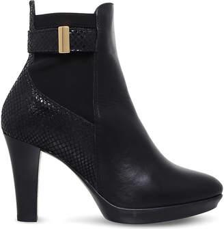 Selfridges Carvela Comfort Rae leather ankle boot