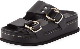 3.1 Phillip Lim Freida Platform Strappy Sandals