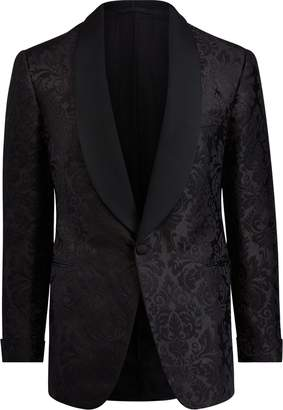 Ralph Lauren Handmade Silk Dinner Jacket