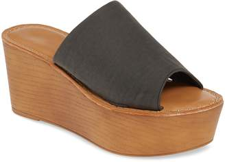 ca2af0ecc0bb Chinese Laundry Waverly Platform Wedge Slide Sandal