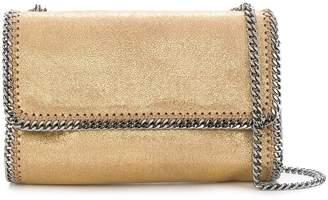 Stella McCartney Falabella shiny shoulder bag