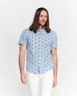 Original Penguin Grilling Chambray Shirt