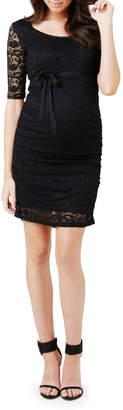 Paisley Lace Dress