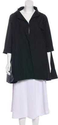 Lafayette 148 Lightweight Short Coat