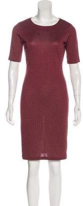 Diane von Furstenberg Muriel Silk Dress