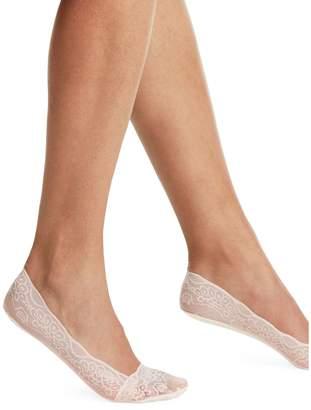 Hue Women's Lacey Liner Socks