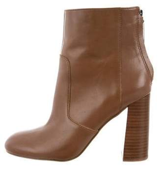 French Connection Leather Ankle Boots