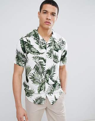 ONLY & SONS Tropical Short Sleeve Shirt