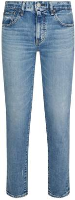 Moussy Vintage Edmond Distressed Skinny Jeans