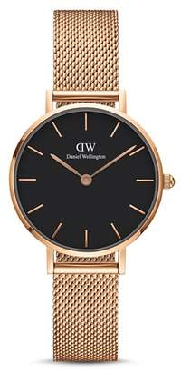 Daniel Wellington Classic Petite Melrose Watch, 28mm