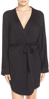 Women's Honeydew Intimates Jersey Robe $38 thestylecure.com