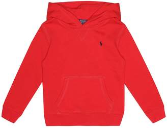 Polo Ralph Lauren Cotton-blend hoodie