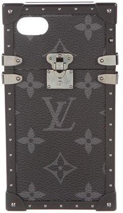 Louis Vuitton Louis Vuitton 2017 Eye-Trunk For iPhone 7 w/ Tags