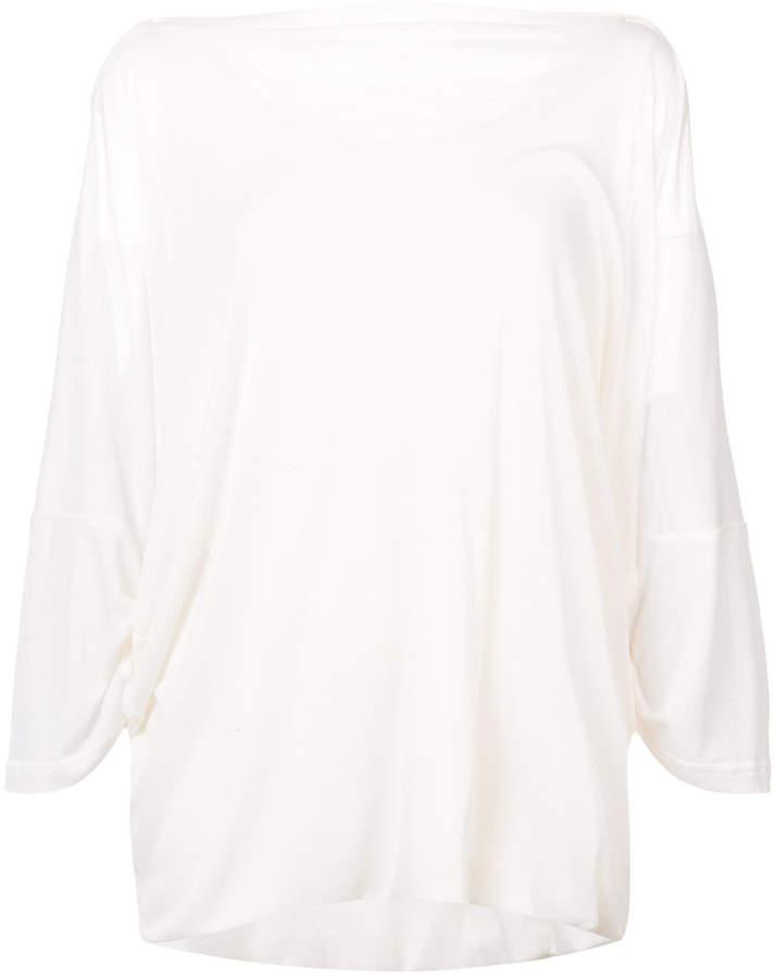 Ann Demeulemeester sleeveless flared dress