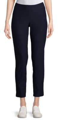 Eileen Fisher Slim Fit Stretch Ankle Pants