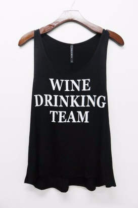 Triumph Wine Team Tank