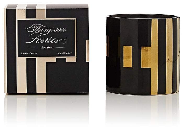 Thompson Ferrier Aged Leather Opus Candle