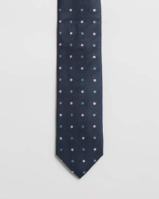 Geoffrey Beene Spot Design Tie