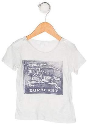 Burberry Boys' Printed Shirt