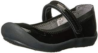 Hanna Andersson Girls' Ania Casual Mary Jane Flat