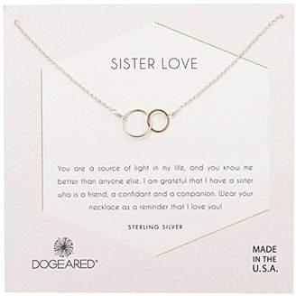 Dogeared Sister Love