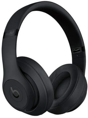 NEW Beats by Dr Dre Studio 3 Wireless Over-Ear Headphones - Matte Black