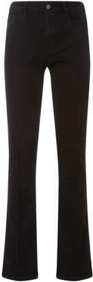 Frame Le Mini Boot Pintuck Jeans