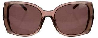 Nina Ricci Square Gradient Sunglasses