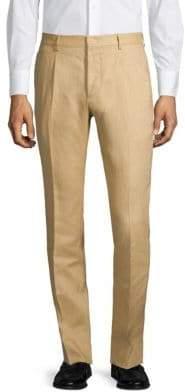 Valentino Classic Linen Trousers